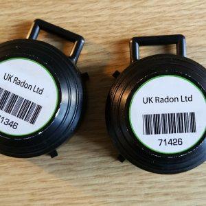 radon detecion